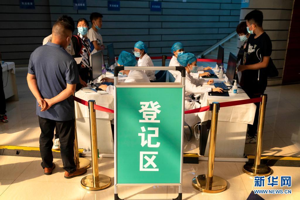 启动!云南昆明:12至17岁人群接种新冠疫苗有序进行