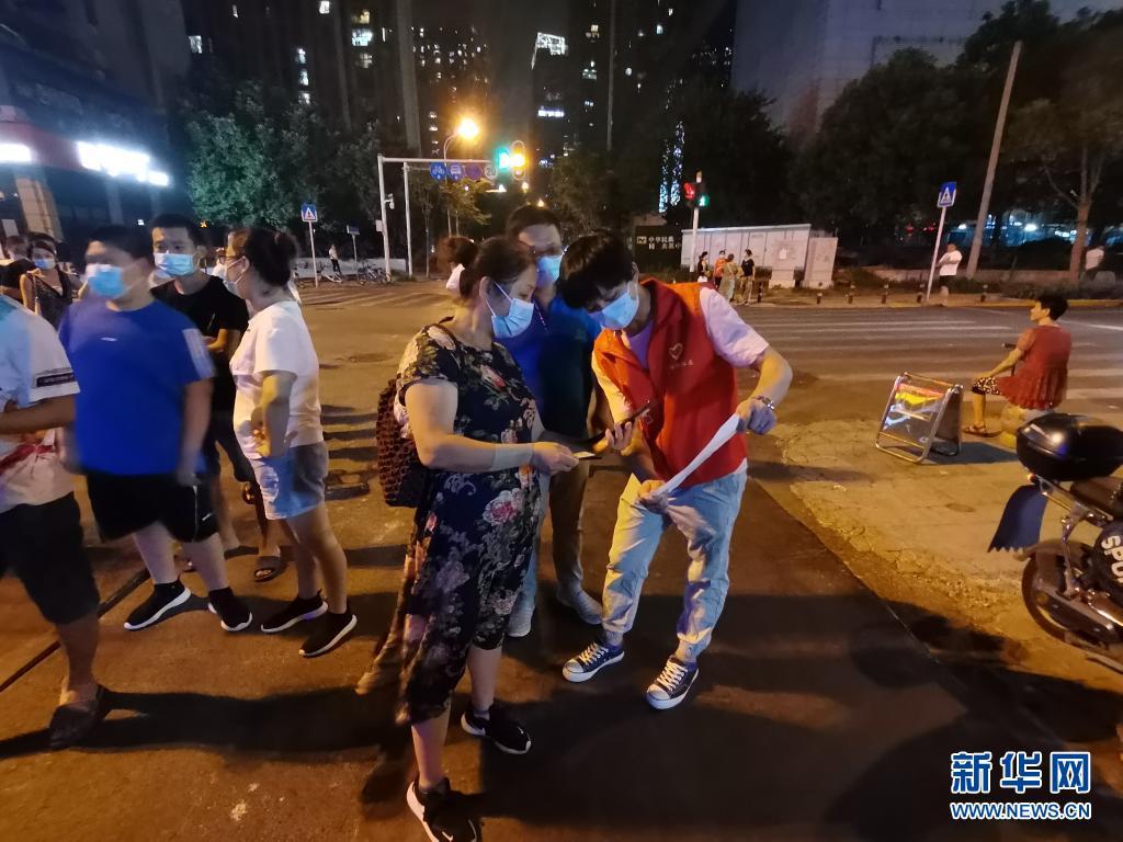 特写:武汉9小时采样7000多份核酸样本的幕后