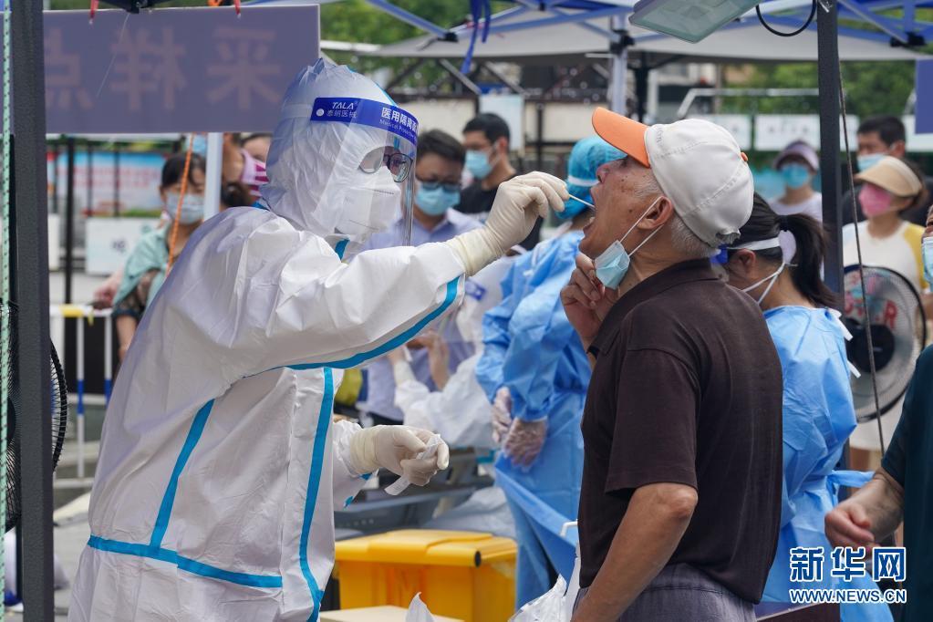 扬州主城区启动第三轮大规模核酸检测