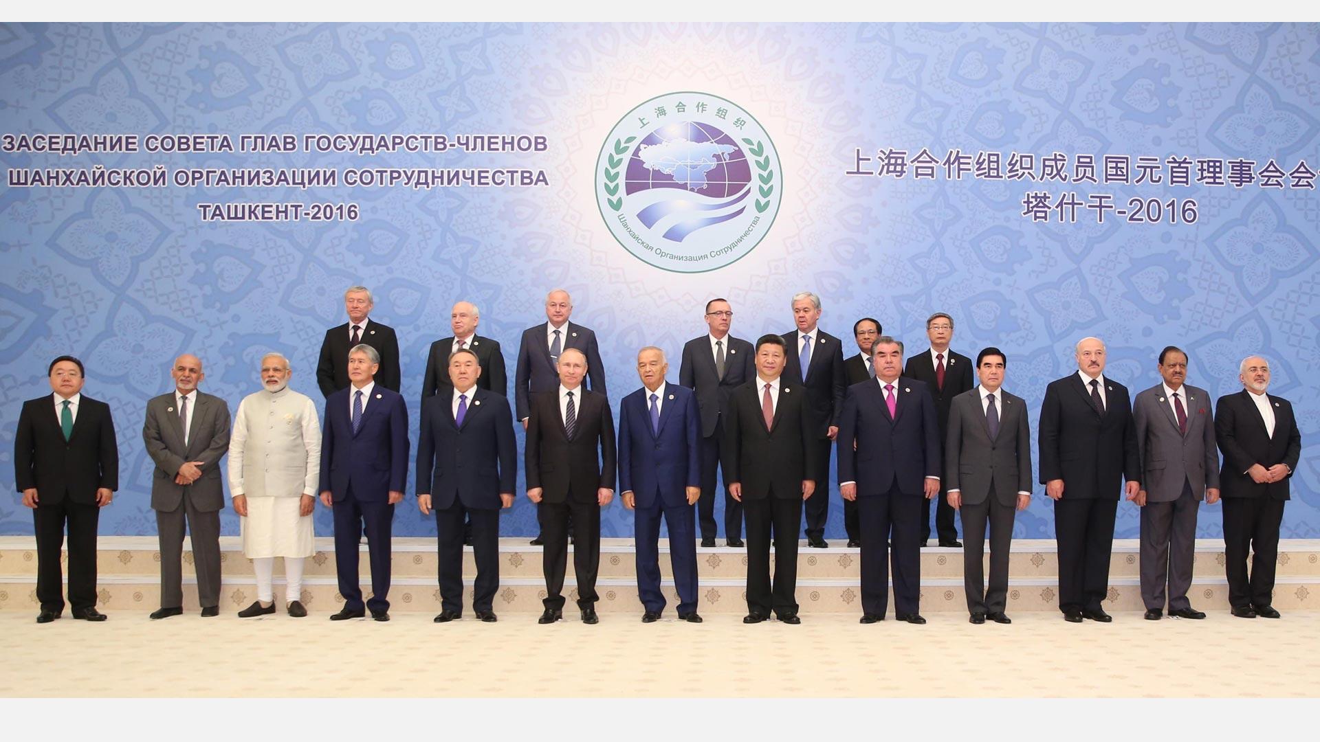 習近平出席上海合作組織成員國元首理事會第十六次會議並發表重要講話