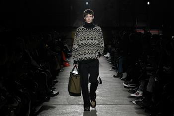巴黎男裝周——德賴斯·范諾頓品牌時裝秀