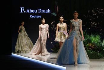 黎巴嫩舉辦國際時裝秀