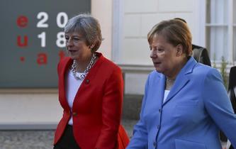 歐盟非正式峰會在奧地利開幕