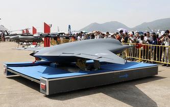 軍事專家:中國航展無人機展品或揭示未來空戰重要作戰樣式