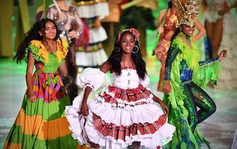 世界小姐全球總決賽在三亞舉行