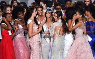 墨西哥小姐獲得世界小姐全球總決賽桂冠