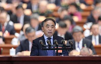 全国政协十三届二次会议第三次全体会议大会发言