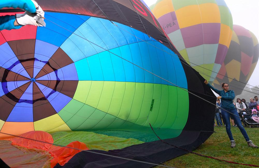 新西蘭懷卡托國際熱氣球節閉幕