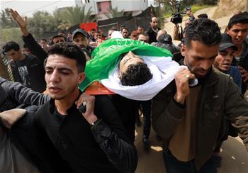 兩名巴勒斯坦人被以軍士兵開槍打死