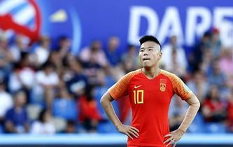 【女足世界杯】中國隊不敵意大利隊無緣八強