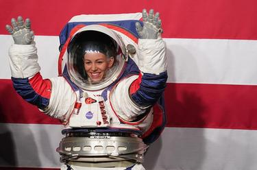 美航天局發布下一代登月宇航服