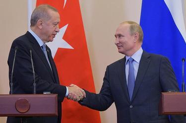 俄土就敘利亞北部局勢簽署諒解備忘錄