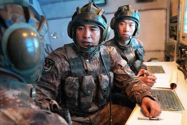 """矢志強軍打贏的""""藍盔勇士""""——記陸軍第80集團軍某旅偵察營營長李慶昆"""