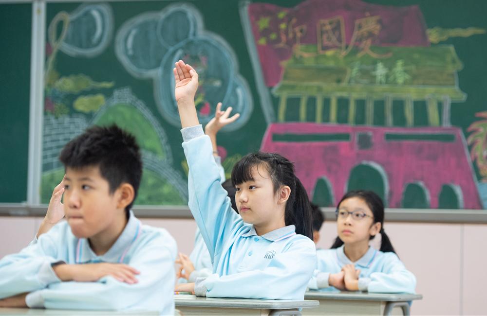 家在澳門——10歲女孩喻彥茜:很驕傲這是我成長的地方