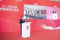 韓正出席雲上2020年中國品牌日活動