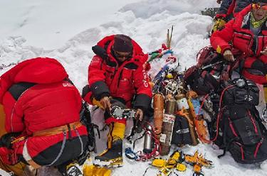 登山——影像見證珠峰攀登60年