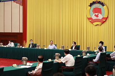 全國政協召開雙周協商座談會 汪洋主持