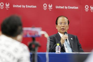 東京奧組委首席執行官:沒人能百分之百承諾奧運會能如期舉行