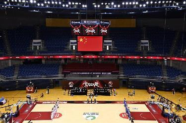 籃球——CBA復賽首次恢復觀眾現場觀看比賽