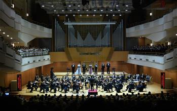 歌劇《茶花女》音樂會在京上演