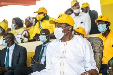 幾內亞總統選舉初步計票結果顯示孔戴勝選