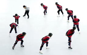 冰雪運動熱校園