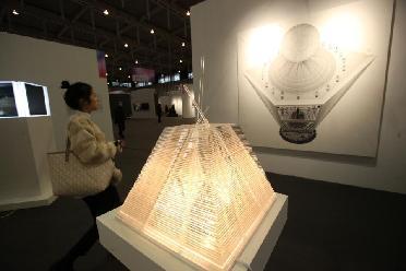 2020南京國際藝術博覽會開幕