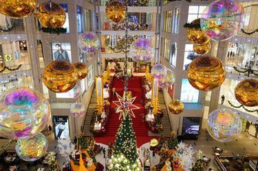 吉隆坡:聖誕氣氛漸濃
