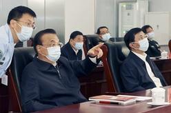 中國空間站天和核心艙發射任務成功 李克強王滬寧在北京觀看發射實況