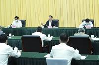 韓正在中國環境科學研究院主持召開座談會