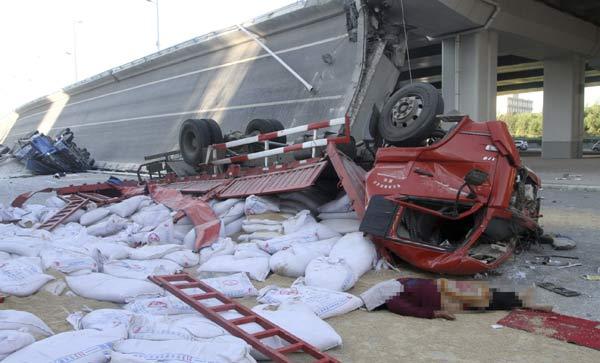 前へ 次へ 出典  【ニュース】中国で去年11月に建設された陽明灘大橋が崩壊、死者多数の大...