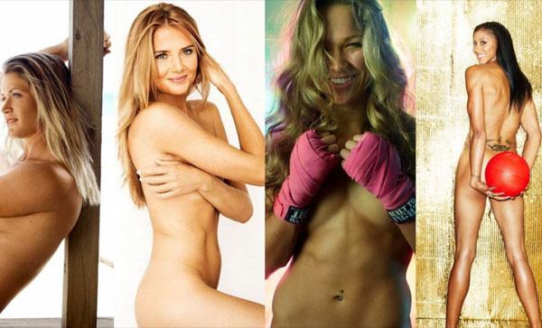 espn裸的2012:高球美女携汉娃全裸出镜