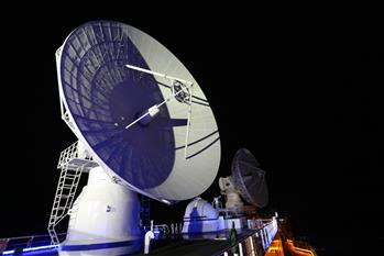 特寫:9分鐘的海上傳奇——遠望3號船護送北鬥導航衛星入軌記