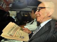 默多克父子同意就報紙竊聽醜聞接受英國議會質詢