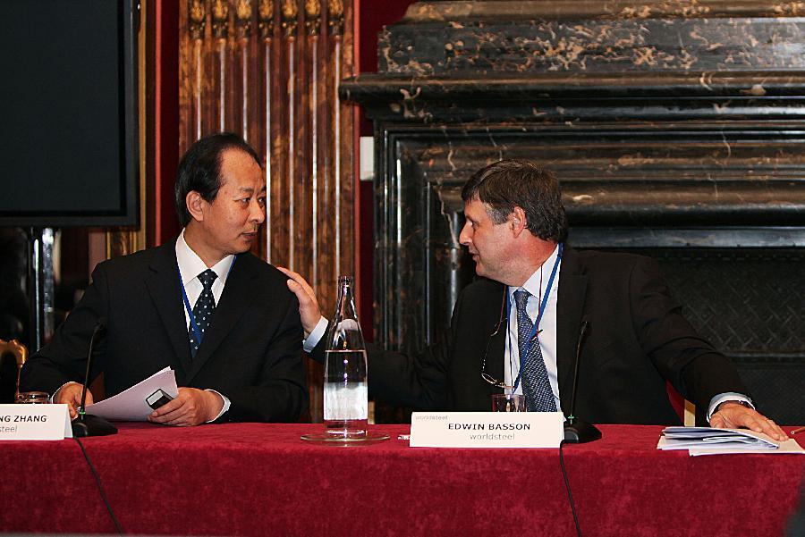 鞍鋼總經理張曉剛出任國際鋼鐵協會主席