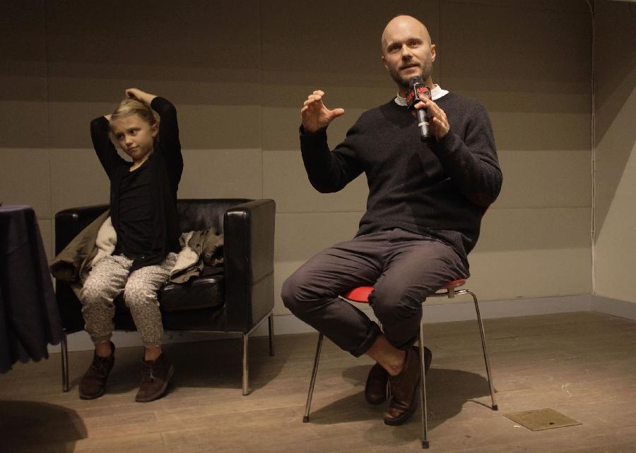 瑞典名導攜女兒亮相北京第六屆北歐紀錄片電影節