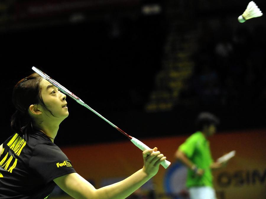 羽毛球香港公開賽:王適嫻晉級半決賽