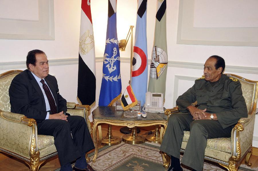 埃及前總理詹祖裏初步同意負責組建新政府