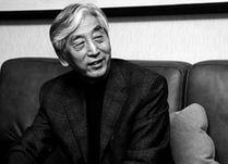 訪中國書法家協會主席張海