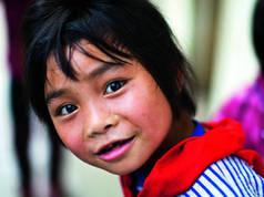 [圖片特刊]大山裏的孩子 純粹、樸實充滿力量
