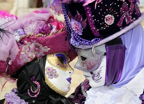 假面盛典:威尼斯面具狂歡節