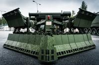 瑞典掃雷戰車彰顯暴力美學