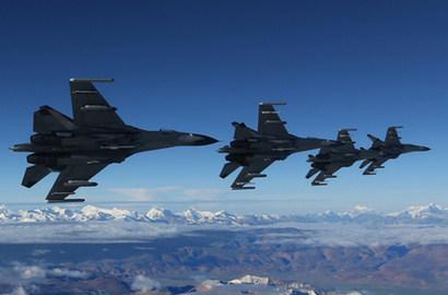 金鏡頭中的戰機巡禮