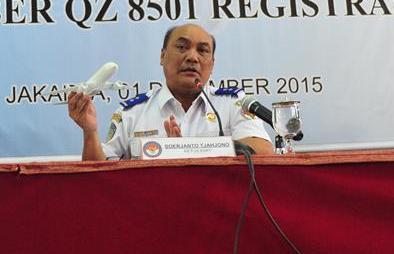 调查称印尼亚航飞机失事系飞控系统故障及飞行员应对