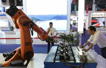 第十七屆中國西部國際博覽會在成都開幕