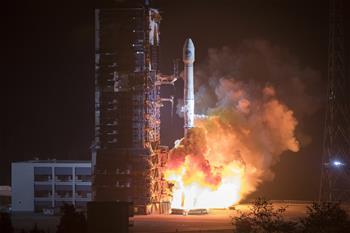 我國成功發射第四十二、四十三顆北鬥導航衛星