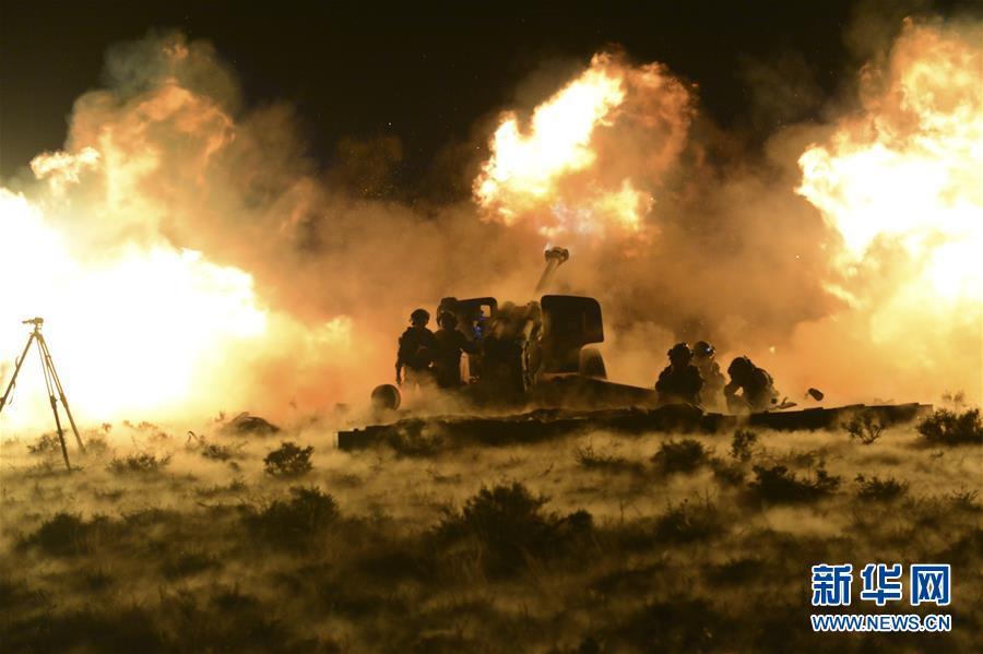 (圖文互動)(1)建設一支強大的現代化新型陸軍——陸軍官兵奮力開新圖強、矢志強軍興軍綜述