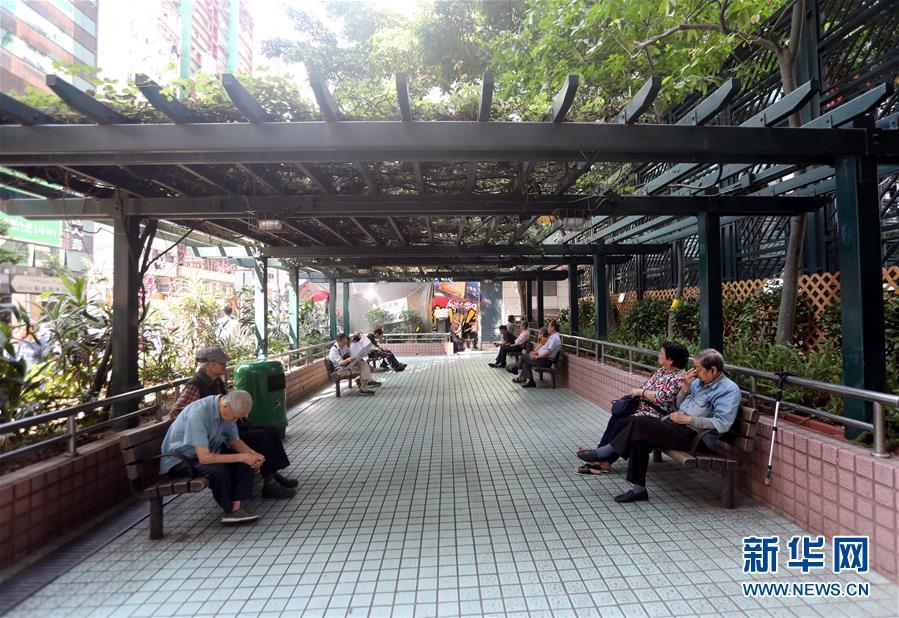 (香港回歸二十周年·圖文互動)(1)香港的人文細節