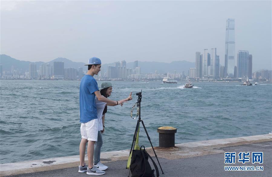 (香港回歸二十周年)(11)香港:時尚之都的風採
