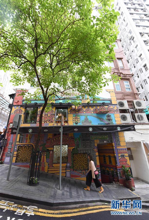 (香港回歸二十周年)(7)香港:時尚之都的風採